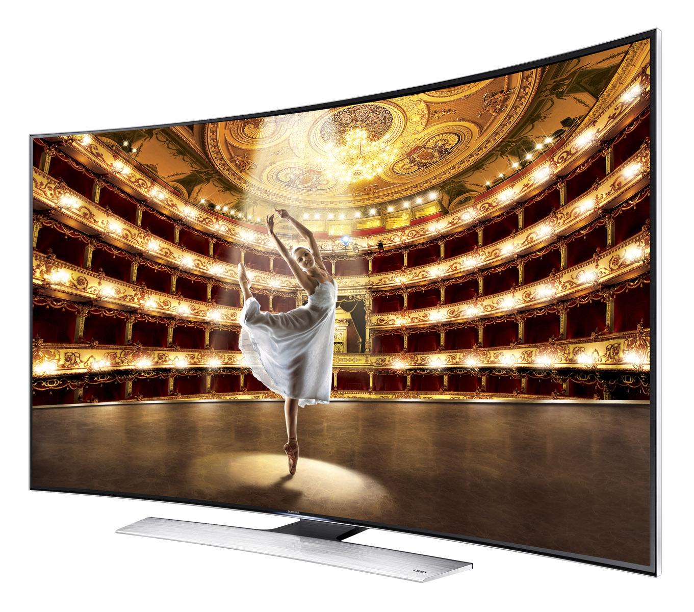Curved TV vs. Flat Screen - Ezfinanzas